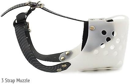 Clear Jafco 3 Strap Muzzle