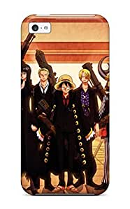 High-quality Durable Protection Case For Iphone 5c(one Piece Strong World Anime)