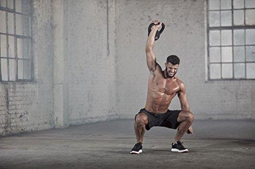 adidas ADWT-11316 Pesa Rusa, Unisex, Negro, 20 kg: Amazon.es: Deportes y aire libre