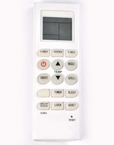 New replacement for onida air conditioner remote control ac a/c.