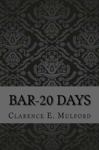 Read Online Bar-20 days ebook