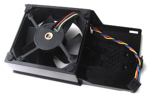 Genuine DELL PC Case Cooling Fan For the Optiplex GX520, GX620, 320, 330, 360, 740, 745, 755, 760, 780 Desktop DT Systems and Dimension 210L, C521 and 3100C Desktop Systems Part Number: M6792, U7581, X837C, PD812, Y5299, N777, DP392, N135F, G928P, R231R, WK888, Y5299