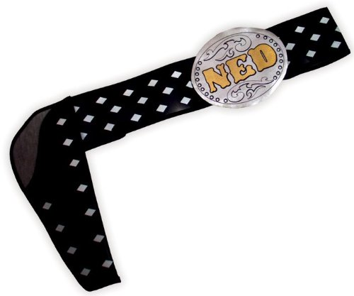 [The Three Amigos Ned Nederlander Adult Belt One-Size] (The 3 Amigos Costume)