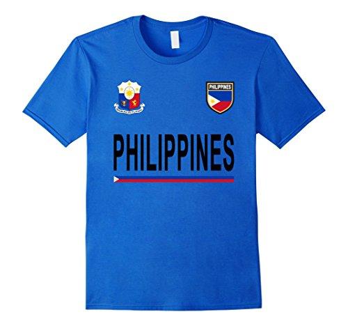 Philippines Cheer Jersey 2018 - Football Filipino T-Shirt