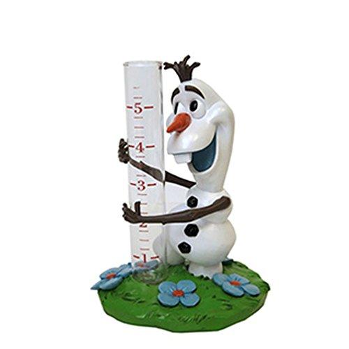 Disney Parks Frozen Olaf Garden Rain Gauge Statue by Disney