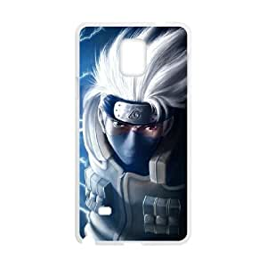 naruto shippuden anime hd desktop Samsung Galaxy Note 4 Cell Phone Case White gift PJZ003-7491903