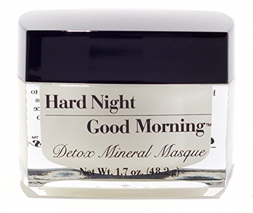 HARD NIGHT GOOD MORNING Mask Detox Mineral, 1.7 OZ