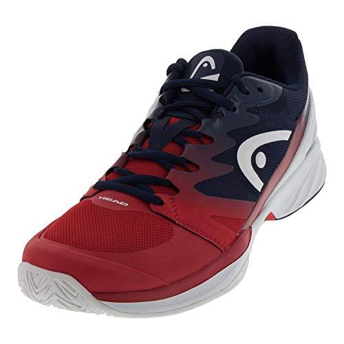 HEAD Sprint Pro 2.0 Mens Tennis Shoe (Red/Black) ()