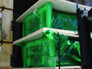 Dr. Shrink DS-204100MMVCIG 20 x 100 ft. 4 ml Zerust Multi Metal Shrink Wrap44; Green by Dr. Shrink