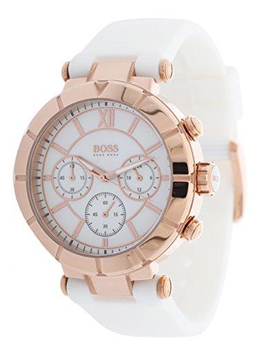 Hugo Boss Women Watch White Chronograph 1502315
