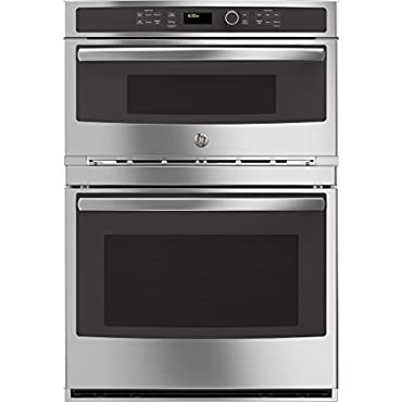 GE JT3800SHSS Electric Combination Wall Oven