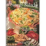 Simply Salads, Mary Jane Blount, 0871973014