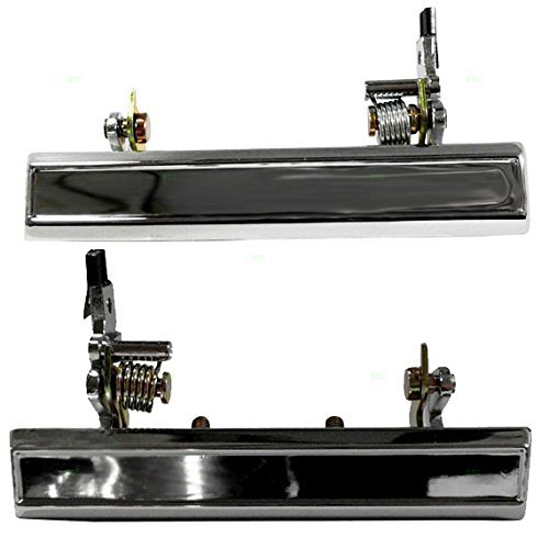 - Driver and Passenger Outside Door Handles