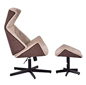 MD Group Patio Chair Leisure Lounge Comfortable Sponge Unique ConcaveDesign Executive Sofa