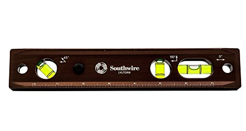 Southwire Tools & Equipment LVLTOR9 Torpedo Level, 9-Inch