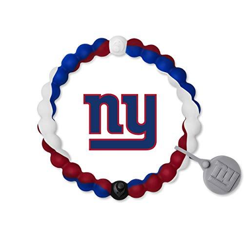 NFL Collection Bracelet, New York Giants, Size Large (7