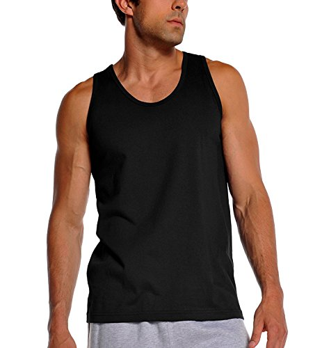 76bc1755 Pro Club Men's Heavyweight Cotton Tank Top Outerwear - For Sale ...