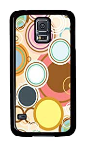 Samsung S5 Case,VUTTOO Samsung S5 Cover With Photo: Bubble Gum For Samsung Galaxy S5 / Galaxy SV / Galaxy S V - PC Black Hard Case