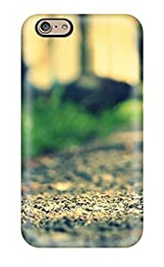 For Iphone Case, High Quality Grass And Gravel For Iphone 6 Cover Cases
