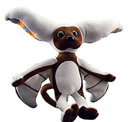 Noveltyboy Child Gifit The Last Airbender 28cm Momo Plush Stuffed Doll Toy Pillow ()