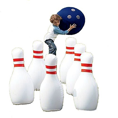 (訳ありセール 格安) Yinarts Giant Inflatable Bowling Set   B00TTJWPR4, benky shop 0e8b504c