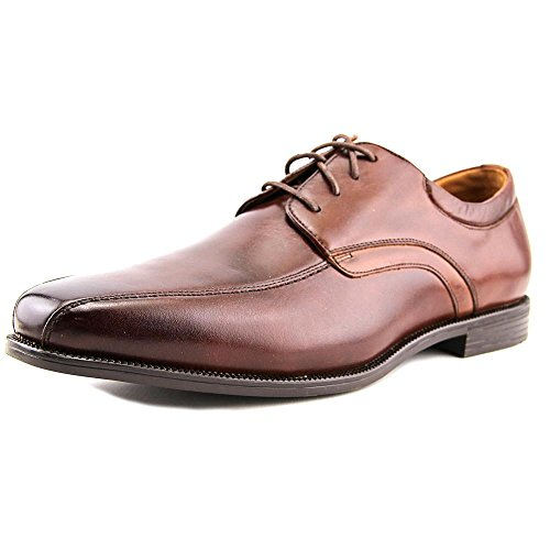 Florsheim Mens Forum Bike Toe Oxford Cognac Liscio