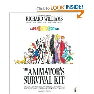 The Animators Survival Kit2nd Second edition byWilliams ebook
