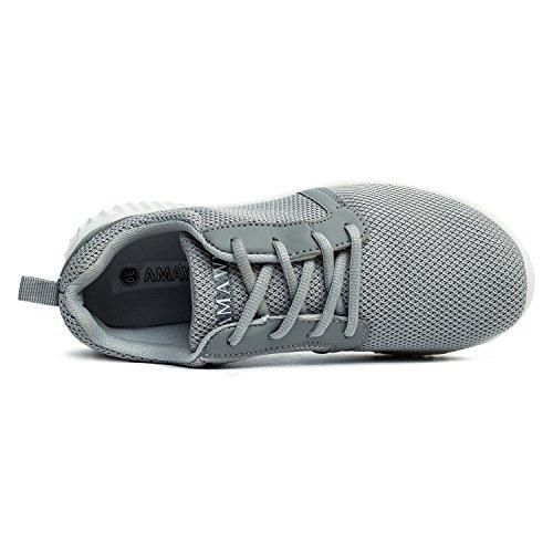 Amvonline Grey Grey Donna Sneaker Amvonline Donna Sneaker Amvonline zT5qH5w