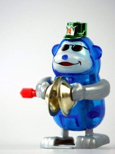 Clarence the Cymbal Monkey by Z Wind Ups ()