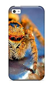 High-quality Durable Protection Case For Iphone 5c(spider)
