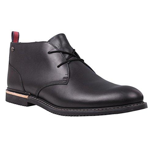 Timberland Men's EK Brook Park Chukka Boot,Black Smooth,10 M US TB05512A001