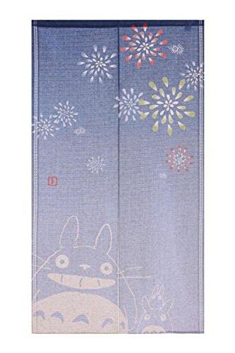 Totoro Summer Memories Noren (85x150cm)