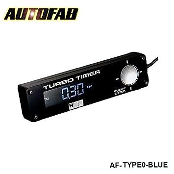 SkyRam (TM) AUTOFAB - Turbo Timer HQ de luz: rojo, blanco,