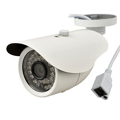 ESTi CR-IRIP35P Outdoor HD 1.3MP IP Bullet Security Camera 6mm ONVIF 1280*960P Network Camera [並行輸入品] B01KBRBYOM