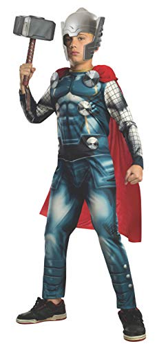 Thor Dress Up Costume - Marvel Universe Avengers Assemble Children's Thor