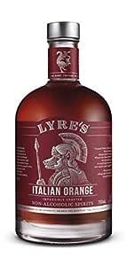 Lyre's Italian Orange Non-Alcoholic Spirit - Campari Style | 23.7 Fl Oz
