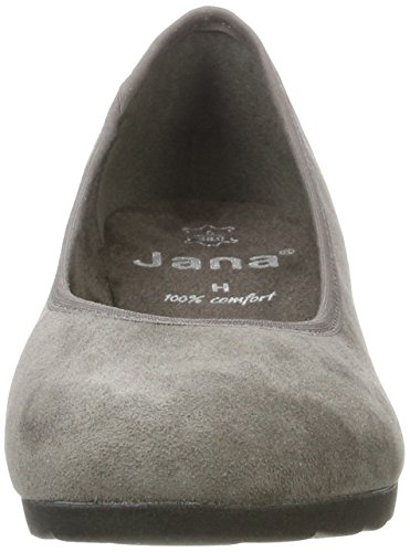 Jana Damen 22306 Pompen Grijs (steen)