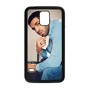 C-EUR Customized Print Drake Hard Skin Case Compatible For Samsung Galaxy S5 I9600