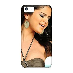 New Style Tpu 5c Protective Case Cover/ Iphone Case - Selena Gomez A Year Without Rain