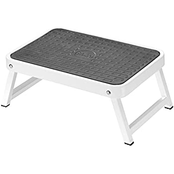 Stupendous Expace Folding Step Stool 20 Inch Extra Wide Heavy Duty Alphanode Cool Chair Designs And Ideas Alphanodeonline