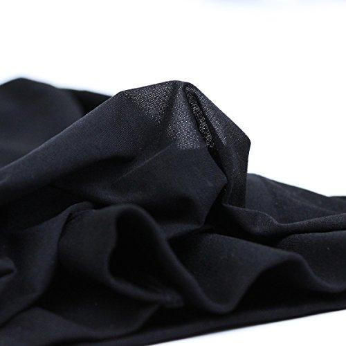 2087c667ba526 K.T. Fancy Women's 4 Pack Run Resistant Pantyhose Control Top Leggings  Opaque Silk Sheer to Waist