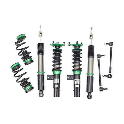 R9-HS2-033_2 made for Volkswagen Jetta (MK6) 2012-18 Hyper-Street II Coilovers Lowering Kit by Rev9, 32 Damping Level Adjustment