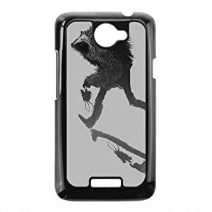 HTC One X Cell Phone Case Black RATMAN LV7904602