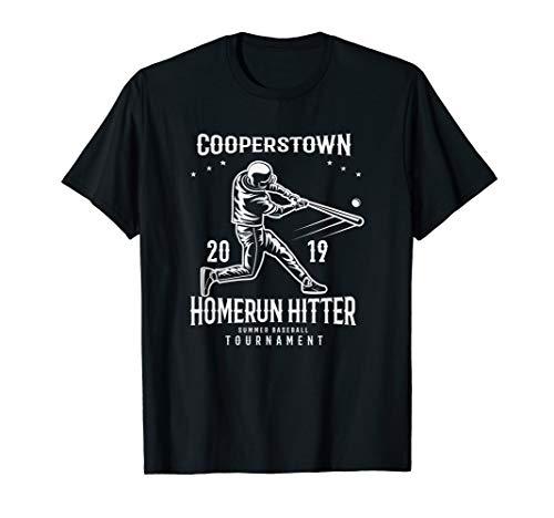Cooperstown Home Run Hitter T-shirt
