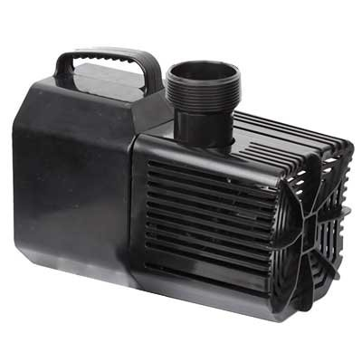Beckett Pond Waterfall Pump (Beckett Waterfall Pump with Auto-Shutoff, 2100 gph)