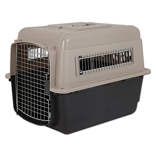 Petmate Ultra Vari Dog Kennel, Heavy-Duty, No Tool Assembly,
