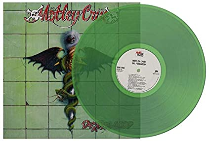 Dr  Feelgood ( Limited Edition Green Vinyl)