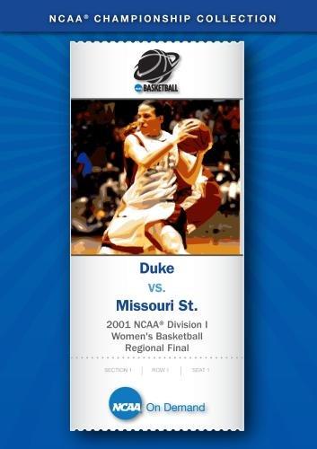 2001 NCAA(r) Division I Women's Basketball Regional Final - Duke Blue Devils Dvd