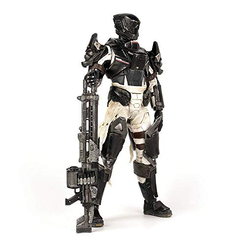 3A Destiny Titan Figure - The Hanged Man Shader Exclusive Edition
