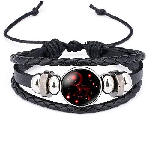della di per multi Qzhe della gioielli mano del strato Braccialetti delle del braccialetto tessuto donne il costellazione dei AYdWBwSRqS